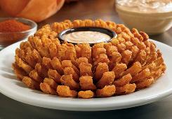 Outback Steakhouse offers veterans a free Bloomin' Onion and non-alcoholic beverage today in honor of their service.