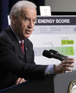 "Vice President Biden, dubbed the Recovery Act's ""Sheriff Joe"" by President Obama, spoke Tuesday to about 500 federal prosecutors, auditors and investigators at the National Procurement and Grant Fraud Conference."
