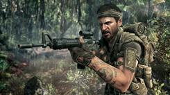 Call of Duty: Black Ops is the follow-up to last year's explosive Modern Warfare 2, but this time, players concentrate on the Cold War in the 1960s instead of contemporary battles.