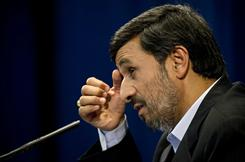 Iranian President Mahmoud Ahmadinejad today accused Israel and Western governments of being behind the killing of a prominent nuclear scientist.
