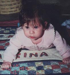 Five-month-old Sabrina Paige Aisenberg was reported kidnapped Nov. 24, 1997, from her Brandon, Fla., home. Sabrina was first noticed missing when her mother went to check on her around 6 a.m.