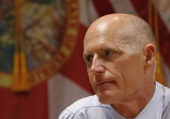 Florida Gov.-elect Rick Scott collected nearly $2 million.