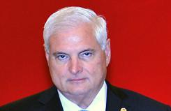 Panamanian President Ricardo Martinelli denied that he sought the help of the United States to install phone taps on political opponents.