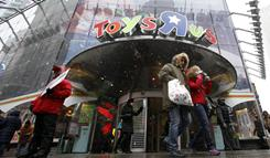 Toys R Us and other stores have upped return limits by several days.