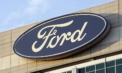 Ford headquarters in Dearborn, Mich.