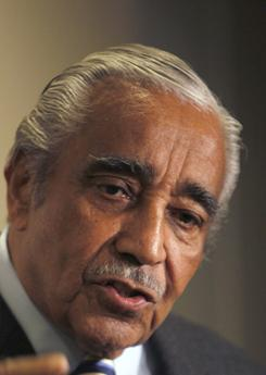Rep. Charles Rangel, D-N.Y., owes money to his former lawyers, who represented him in an ethics case that ended with his censure by the House.  