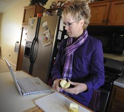 RoxAnne Christley, a self-employed businesswoman in Roanoke, Va., who is on the young end of the Baby Boom, doesn't believe she'll be able to rely on Medicare when she turns 65.