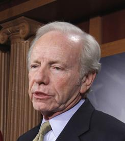 Sen. Joe Lieberman, I-Conn., won his Senate re-election bid in 2006 after leaving the Democratic Party.