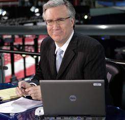 Keith Olbermann has announced that Friday's Countdown show will be his last.