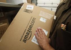 Amazon.com is facing opposition in Tennessee from stores that want the company to charge a sales tax to customers who live in the state.