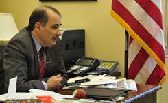David Axelrod, President Obama's senior adviser, will be integral in the re-election campaign.