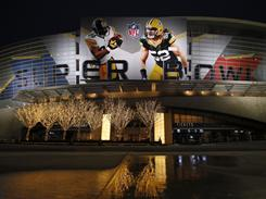 Super Bowl XLV will be played at Cowboys Stadium in Arlington, Texas.