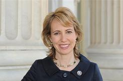 U.S. Rep. Gabrielle Giffords was shot Jan. 8 at an event in Tucson. She is now recovering at a Houston hospital.