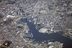 Although it remains the state's largest city, Baltimore's population declined nearly 5% since the 2000 Census.