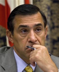 Republican Darrell Issa is chairing the panel examining regulations.
