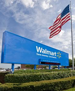 Wal-Mart, headquartered in Bentonville, Ark., brought an influx of residents to the area.
