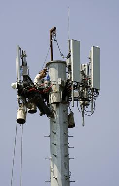 Cellphone towers could become a thing of the past as wireless advances continue to come up with new solutions.