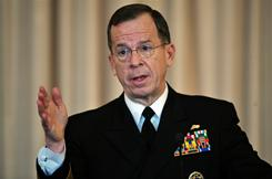Chairman of the Joint Chiefs of Staff Admiral Mike Mullen is traveling to the Mideast to reassure Israel and Jordan following the Egyptian revolution