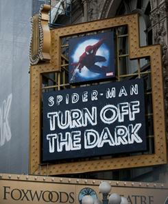 The Broadway musical Spider-Man: Turn Off The Dark continues to experience difficulties, this time with the New York Labor Department issuing safety violations related to accidents last year.
