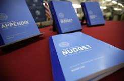 President Obama sent his 2012 budget proposal to Congress on Monday..