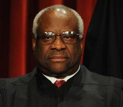 Supreme Court Justice Clarence Thomas' silence has drawn curiosity and criticism over the years and this five-year anniversary comes at a point when some activists have raised concerns about his off-the-bench behavior.