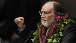 Hawaii Gov. Neil Abercrombie signed the Civil Unions Bill, which was passed by the state Senate on Feb. 16.