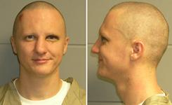 The U.S. Marshals Service released these latest photos of Jared Loughner.