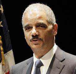 Attorney General Eric Holder says the legal landscape has changed since the passage of the Defense of Marriage Act.