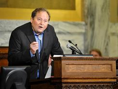 "Montana Gov. Brian Schweitzer, a Democrat, has described nullification efforts as ""anti-American."""