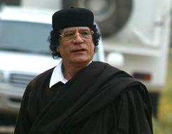 Senators passed a measure that urges Libyan leader Moammar Gadhafi to desist from more violence.