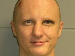Tucson shooting suspect Jared Loughner is seen in this photo released by the U.S. Marshals Service on Feb. 22.