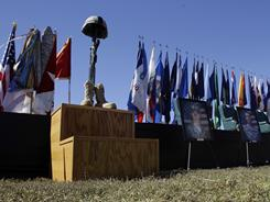 On Nov. 5, a memorial marks the one-year anniversary of the worst mass shooting on a U.S. military base in Fort Hood, Texas.