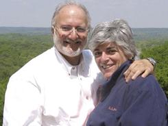 U.S. contractor Alan Gross, pictured with wife Judy, was found guilty in Havana on Saturday of crimes against the state.