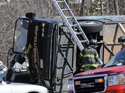 The cause of Saturday's wreck on Interstate-95 in the Bronx borough of New York is still under investigation.