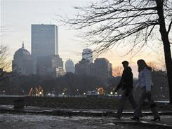 Boston and Massachusetts' five largest cities all saw population growth in the last decade, new Census data show.