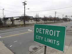 The Motor City's 237,493-resident decline helped make Michigan the only state to experience a net population loss since 2000.