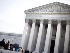 The Supreme Court is divided over whether age should be considered in how police conduct questioning.