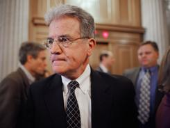 """Protecting nearly $5 billion in earmarks from cuts sends the wrong message,"" says Sen. Tom Coburn, R-Okla."
