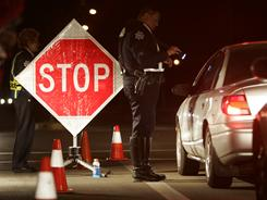 Critics of sobriety checkpoints say that they are less effective than random patrols and that they encroach on civil liberties.