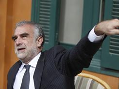 "Luis Moreno Ocampo, the prosecutor of the International Criminal Court, said that he is ""100 percent"" certain that his investigation will lead to charges of crimes against humanity against the Libyan regime of Moammar Gadhafi."