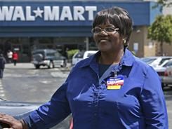 Wal-Mart employee Betty Dukes' name is on the sprawling gender-bias lawsuit against her employer.
