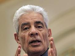 Libya's Foreign Minister Moussa Koussa is expected to resign from Gadhafi's government, the British government said.