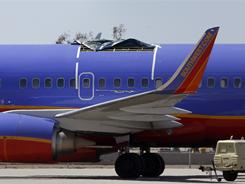 The Federal Aviation Administration inspection order will cover some 737-300s, 737-400s and 737-500s, models of the popular jet built in the 1980s and 1990s.