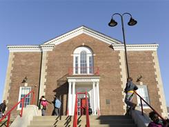 Noyes Education Campus, a Washington, D.C., school serving preschoolers through eighth-graders, showed rates of erasures on standardized tests that were much higher than average rates.