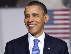 The president's campaign announced Monday in a web video posted on his campaign website and in an e-mail to supporters that he will run again in 2012.