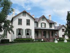 President Lincoln's Cottage, which served as Lincoln's family residence for a quarter of his presidency, opened to the public in February 2008.