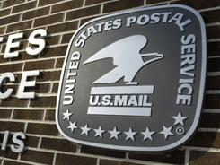 The Postal Service is self-funded and would not be affected by a partial government shutdown that could begin Saturday morning.