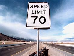 The Kansas Legislature on April 1 raised the limit to 75 mph on more than 1,000 miles of roads. The measure awaits Republican Gov. Sam Brownback's signature.