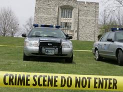 Norris Hall was the scene of the 2007 shooting at Virginia Tech.
