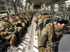 Troops injured by improvised explosive devices have gone from an average of 22 a month in 2008 to 281 a month last year.
